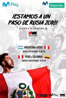 Eliminatorias: Perú vs Colombia