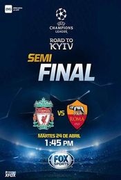 UEFACHL Liverpool vs Roma